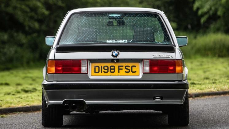 1987 BMW- 325i E30 Sport M-Tech