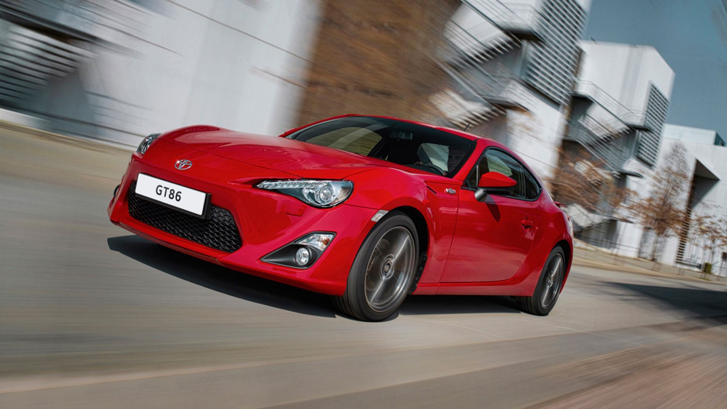 Toyota GT86 - greatest cars of the decade