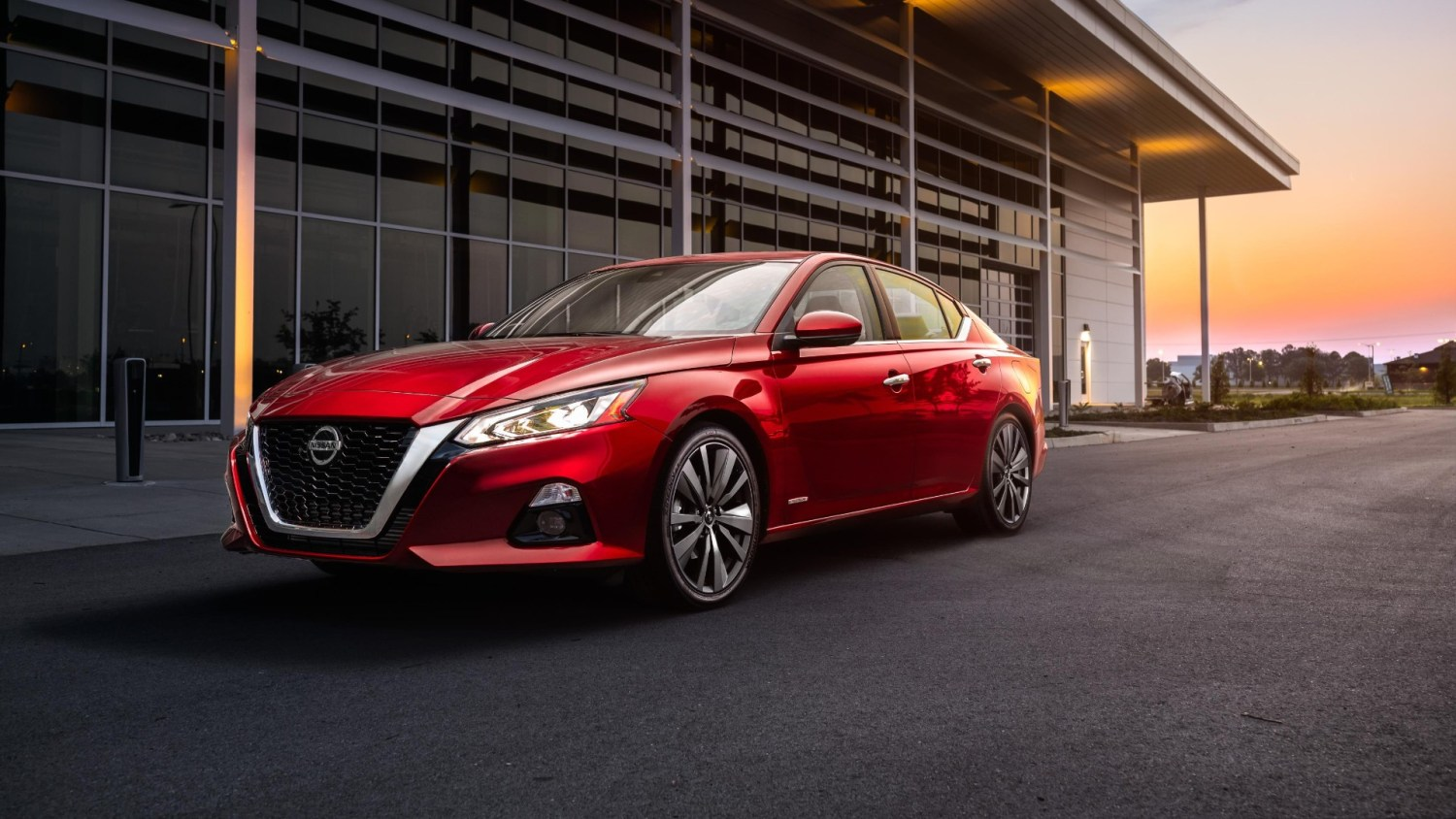 Sedans are more popular than we thought, Nissan finds