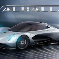 2021 Aston Martin hypercar to be named Valhalla