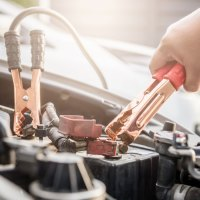 Can you jump start a car with an EV?