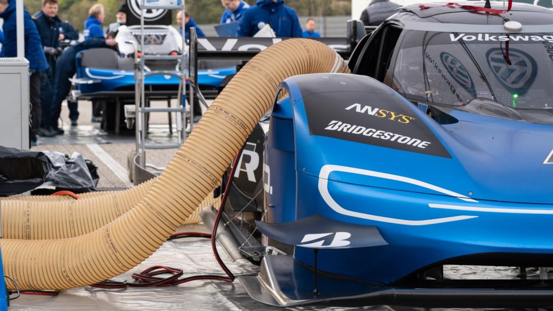 Volkswagen ID R Nurburgring record