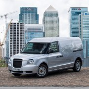 The new LEVC LCV van