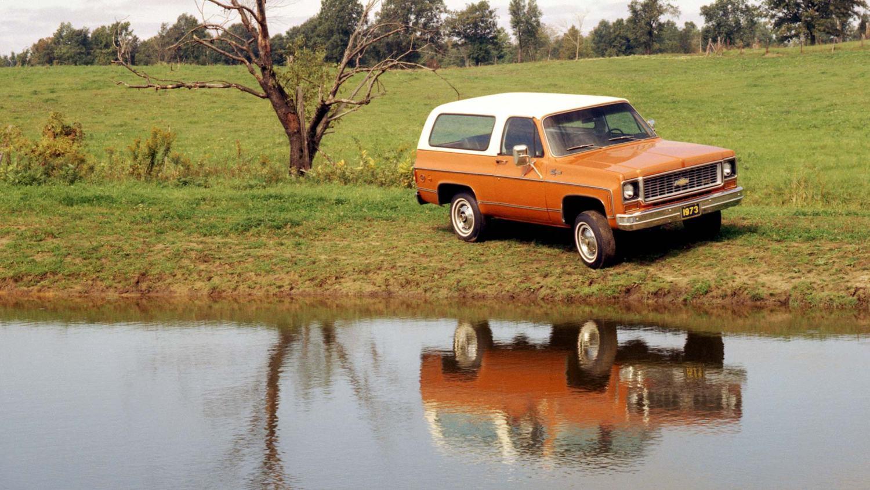 1973 - 1991 Chevrolet CK Blazer
