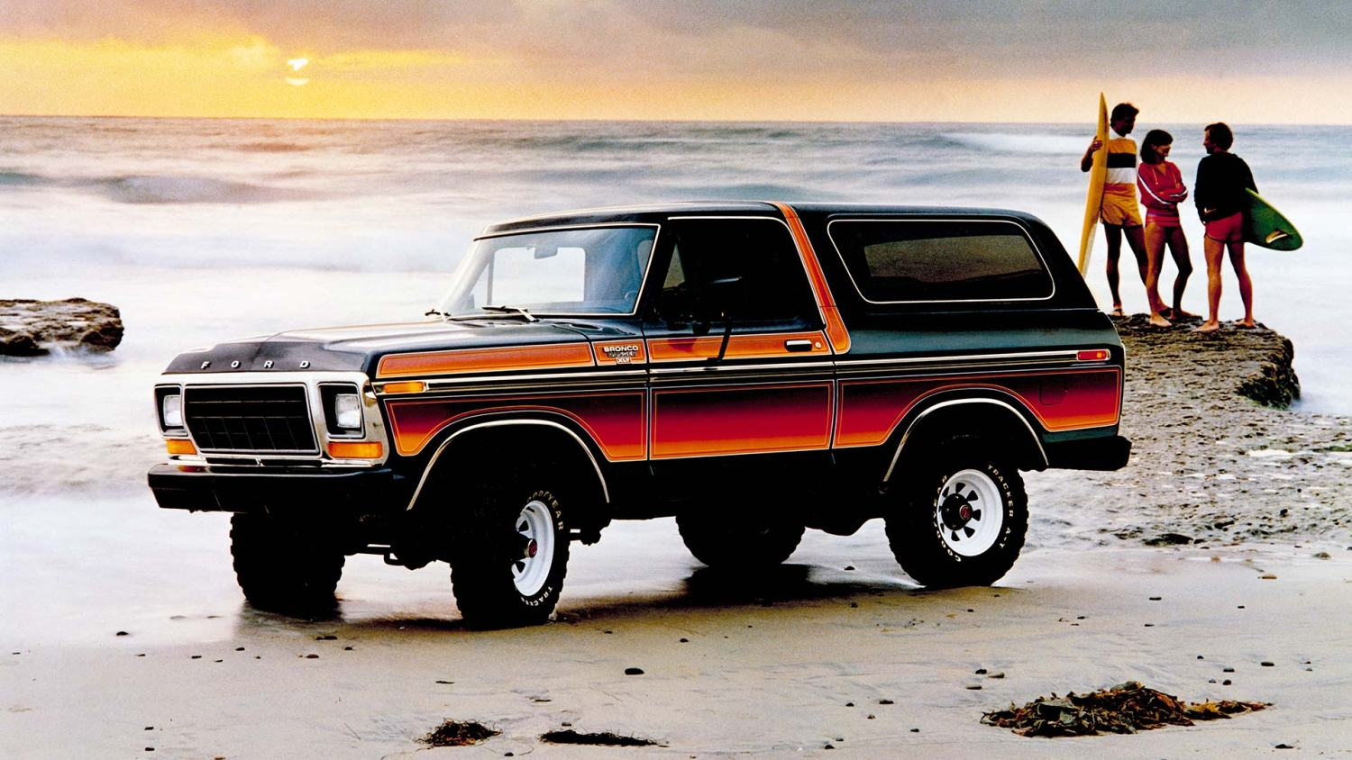 1978 - 1979 Ford Bronco