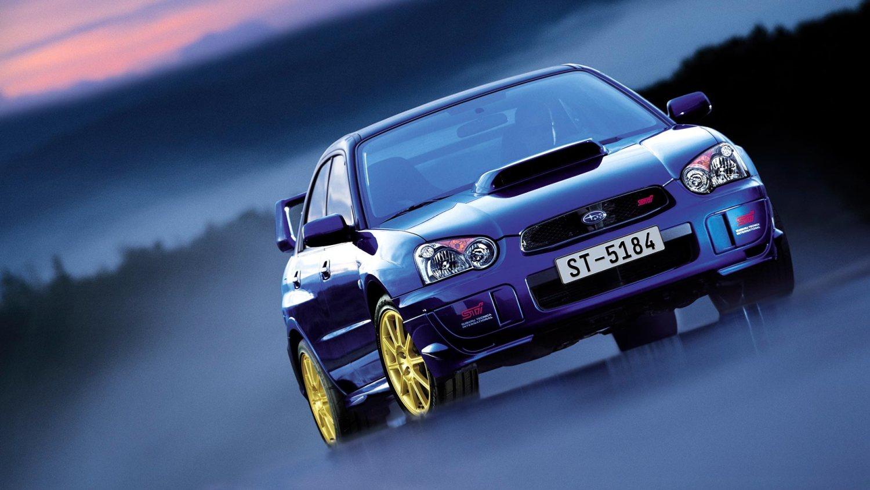 2002 - 2007 Subaru Impreza WRX STi