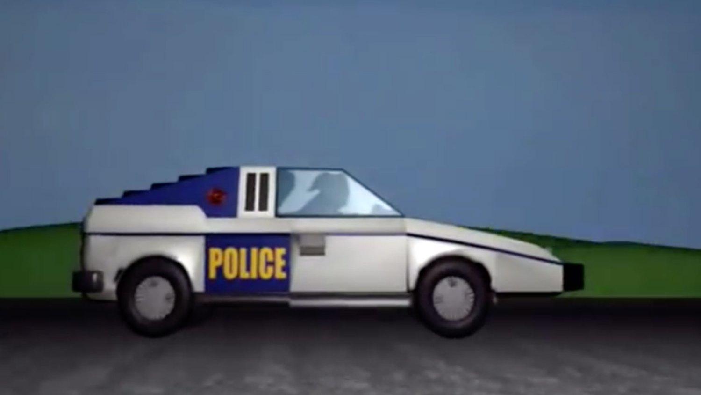 Inspector Gadget Gadgetmobile