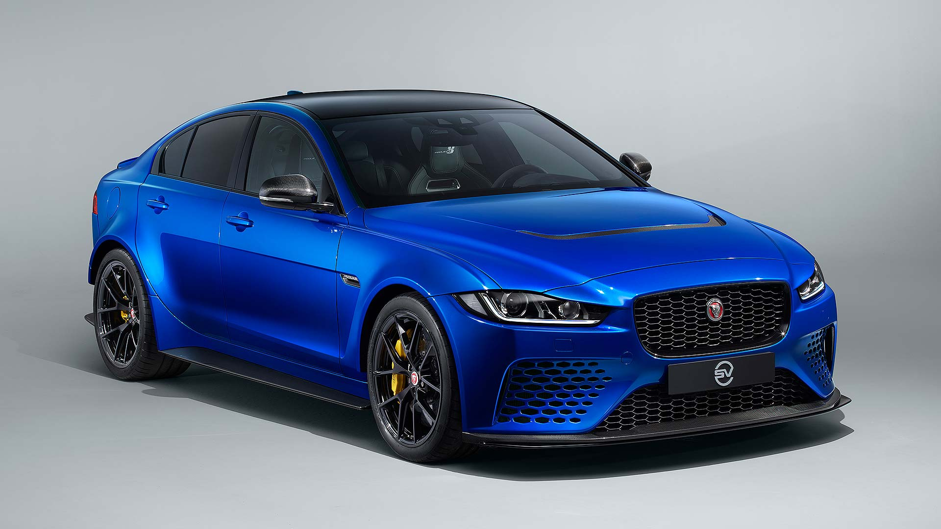 Jaguar XE SV Project 8 Touring is a Q-car collectable