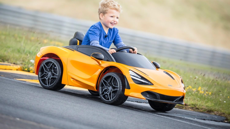 ride-on McLaren 720S