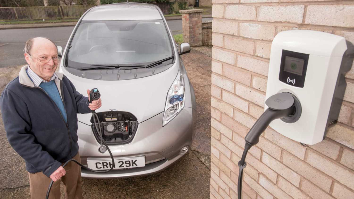 New electric car home chargers must be smart