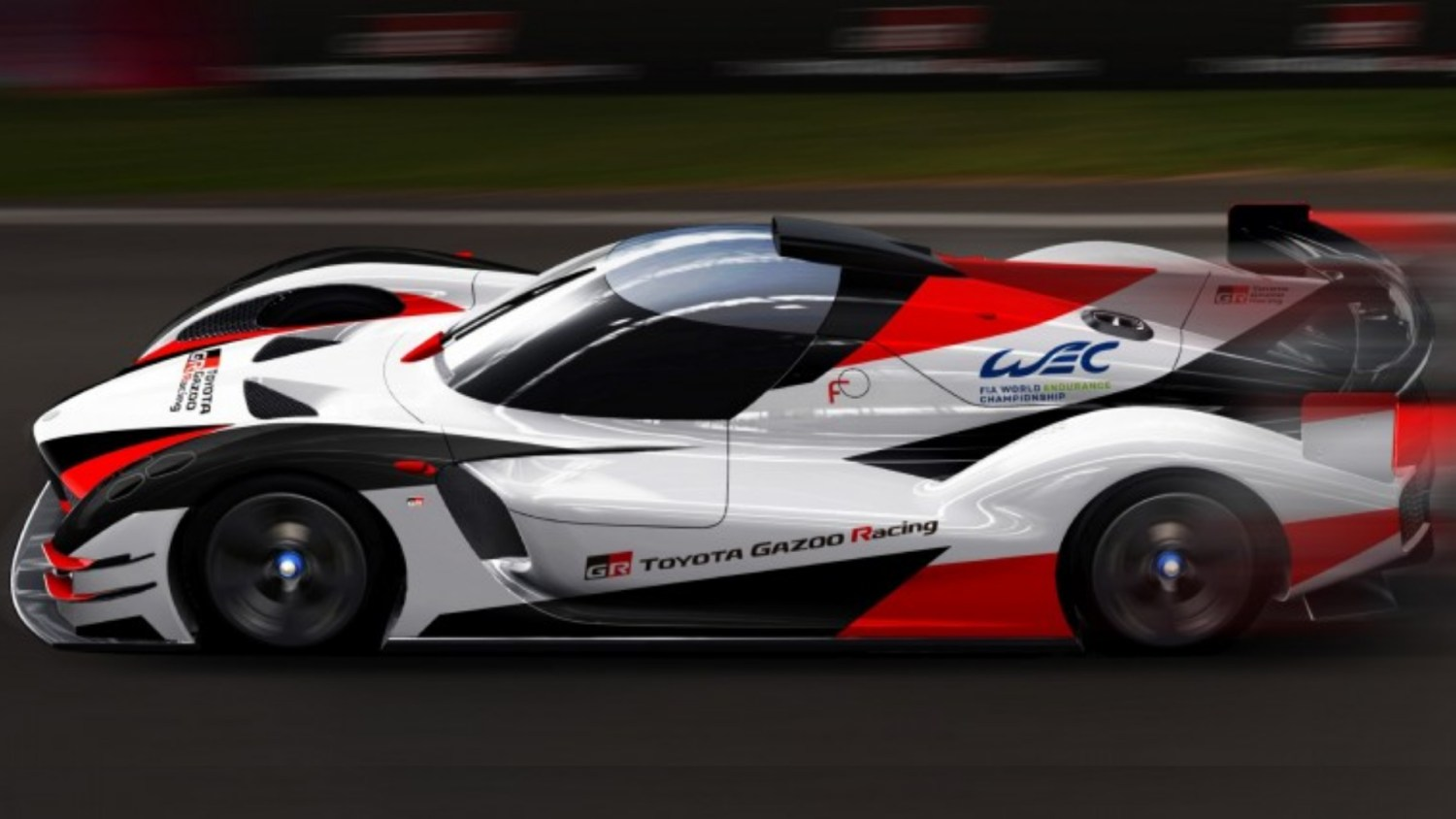 Toyota GR Supersport to race at Le Mans