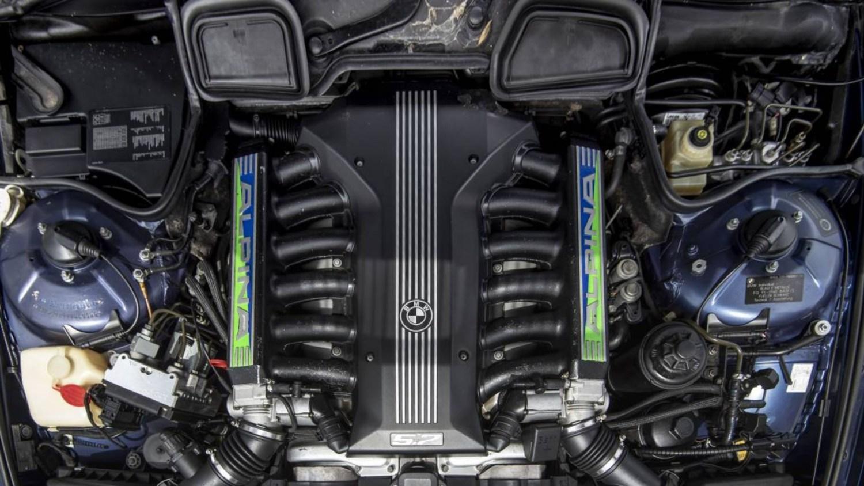 Alpina B12 BMW 7 Series