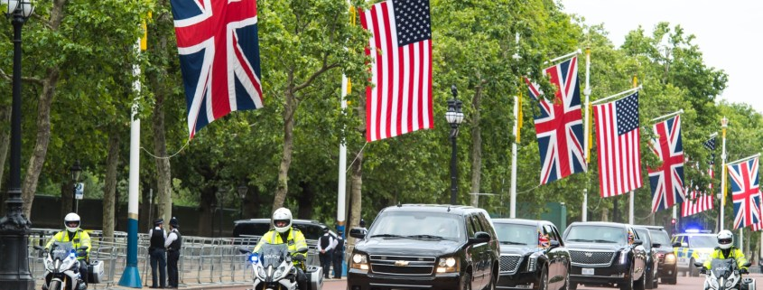 Diplomats owe the UK £111million in motoring fines