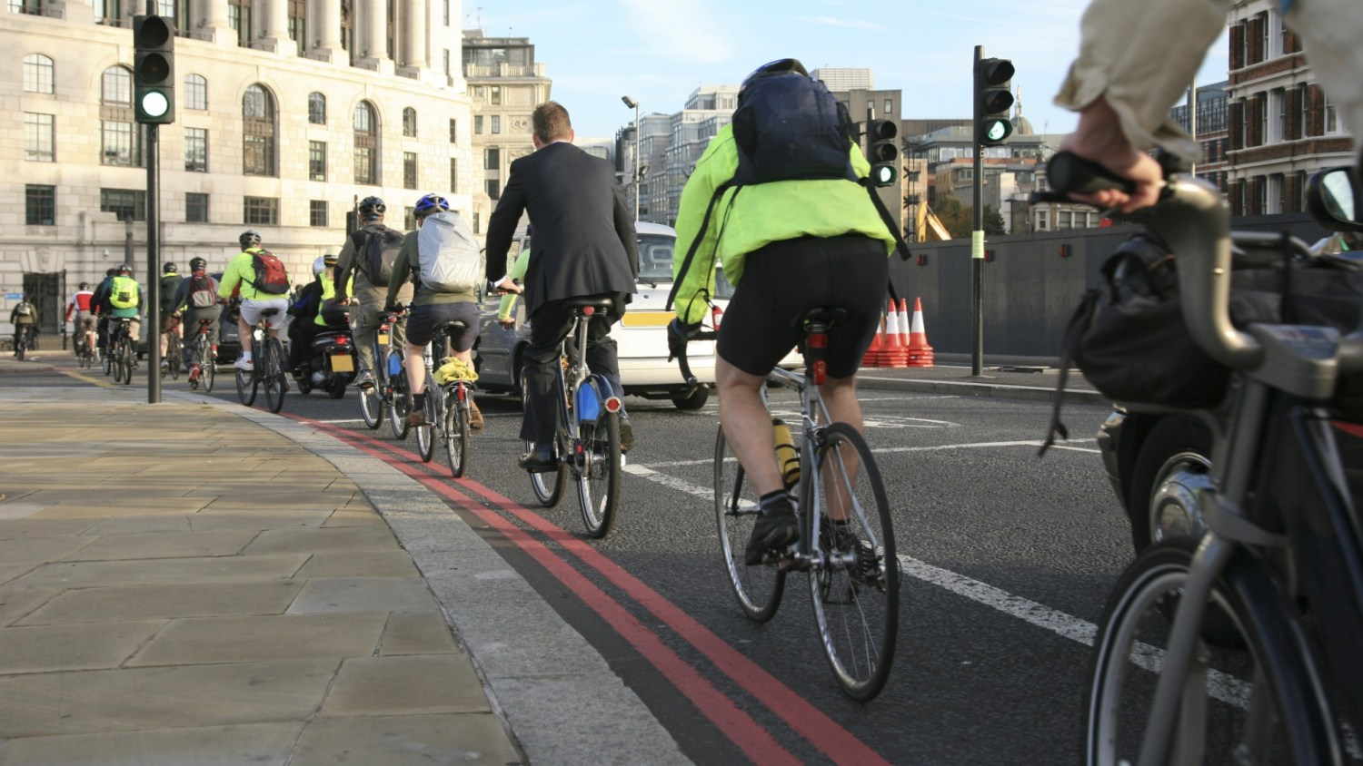 London car-free day September 22nd