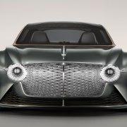 Bentley EXP 100 GT revealed