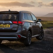 Mitsubishi Outlander PHEV sales buck downturn trend