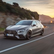 2019 Mercedes-AMG A 45 and CLA 45