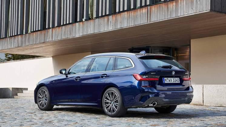 2019 BMW 3 Series Touring