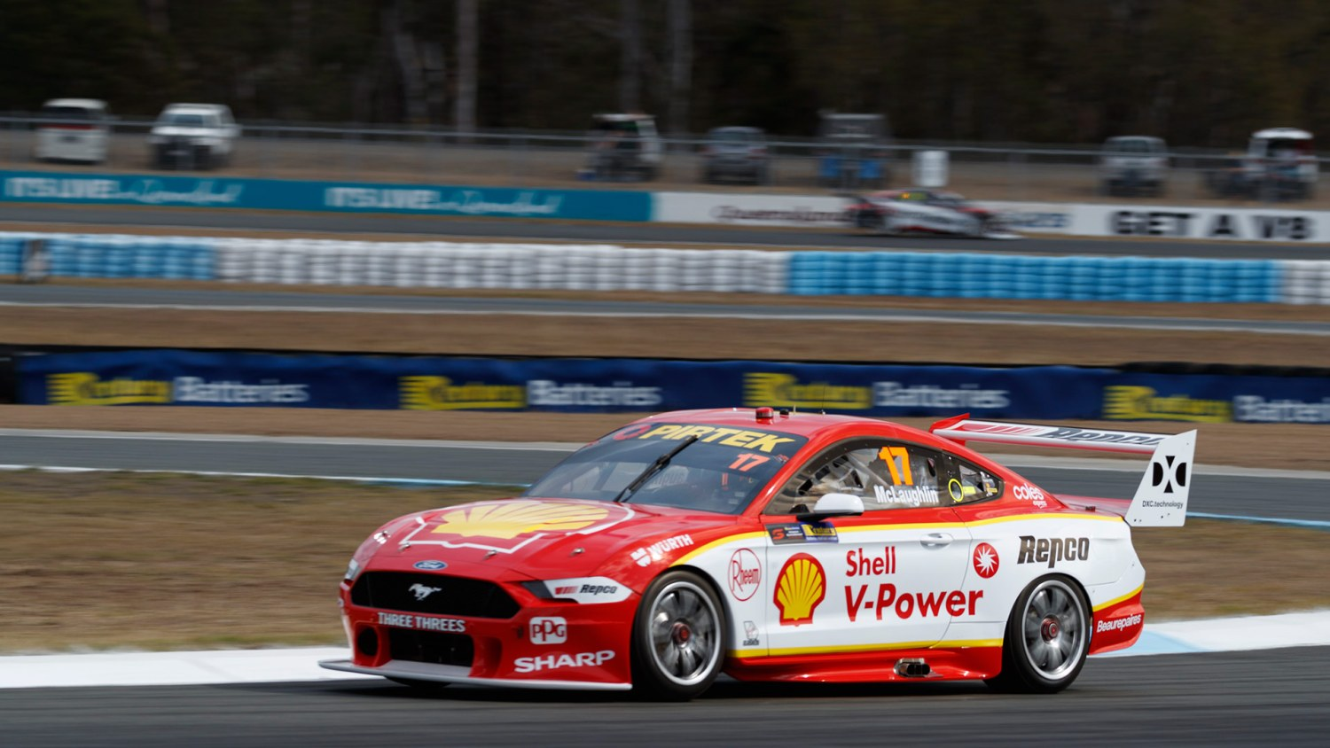 Ford Mustang wins 2019 Supercars manufacturers' title