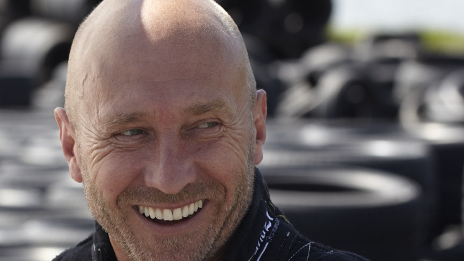 The old Stig is going racing again