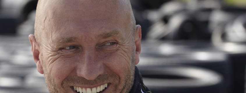 The original Stig is going racing again