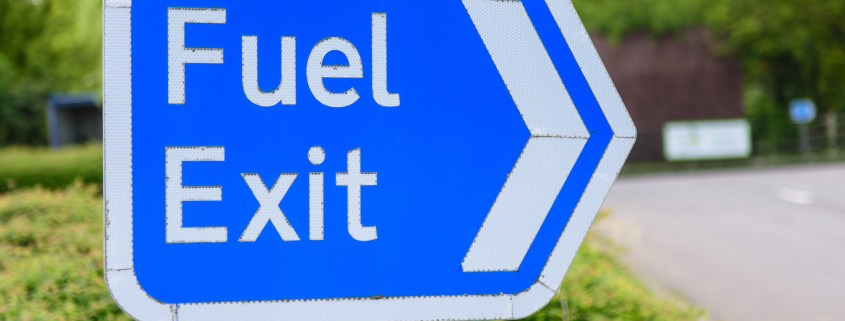 Shocking cost of motorway fuel revealed