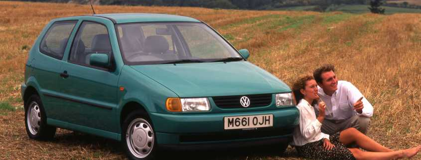 Volkswagen Polo is fastest selling used car