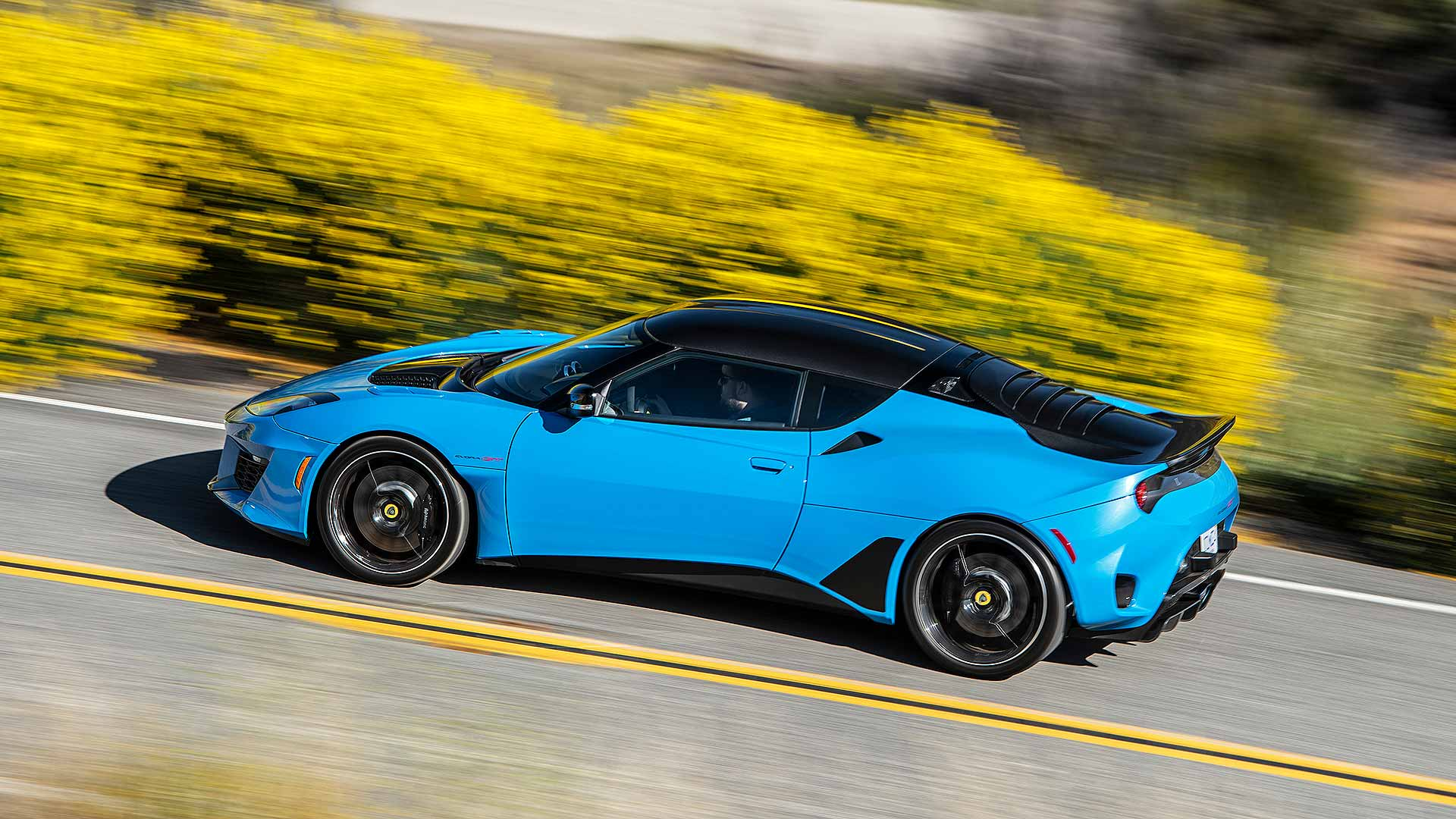 Lotus Reveals 2020 Evora GT for North America