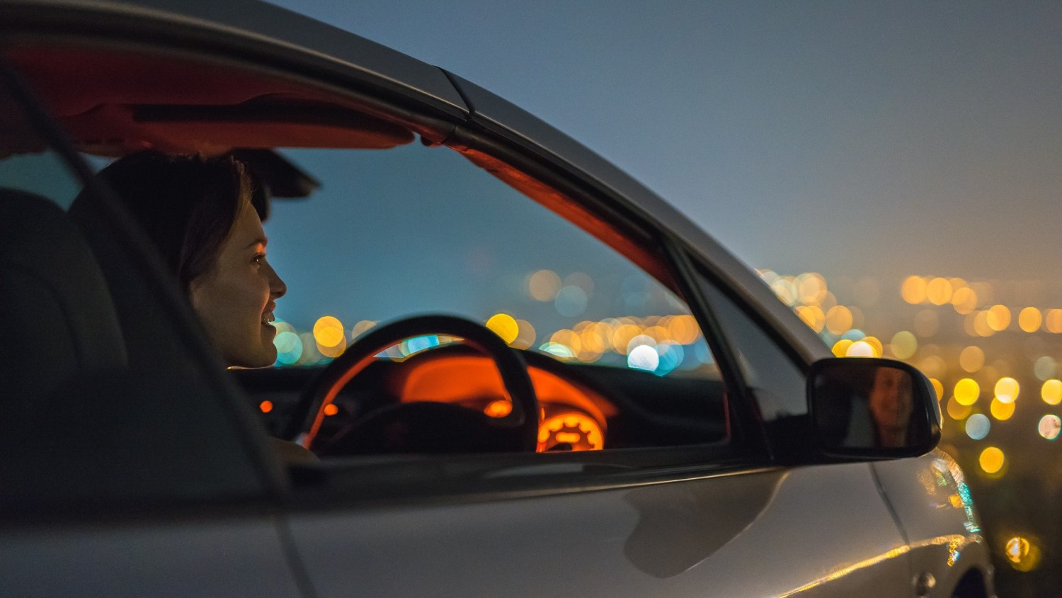 Young drivers not allowed to drive at night