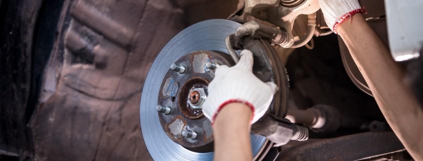 MOT advisories on tyres and brakes