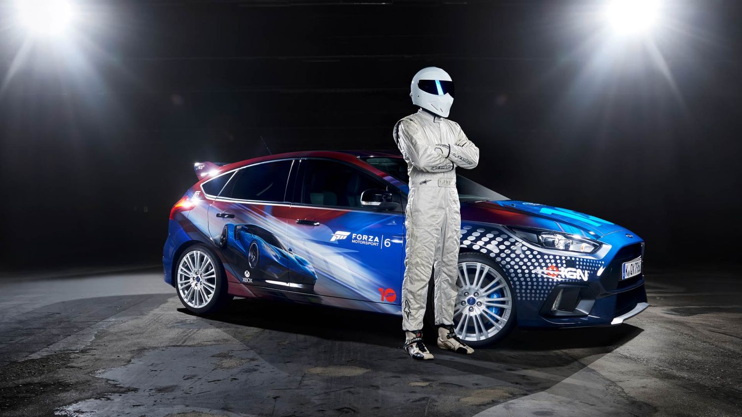 Ford esports team for virtual racing