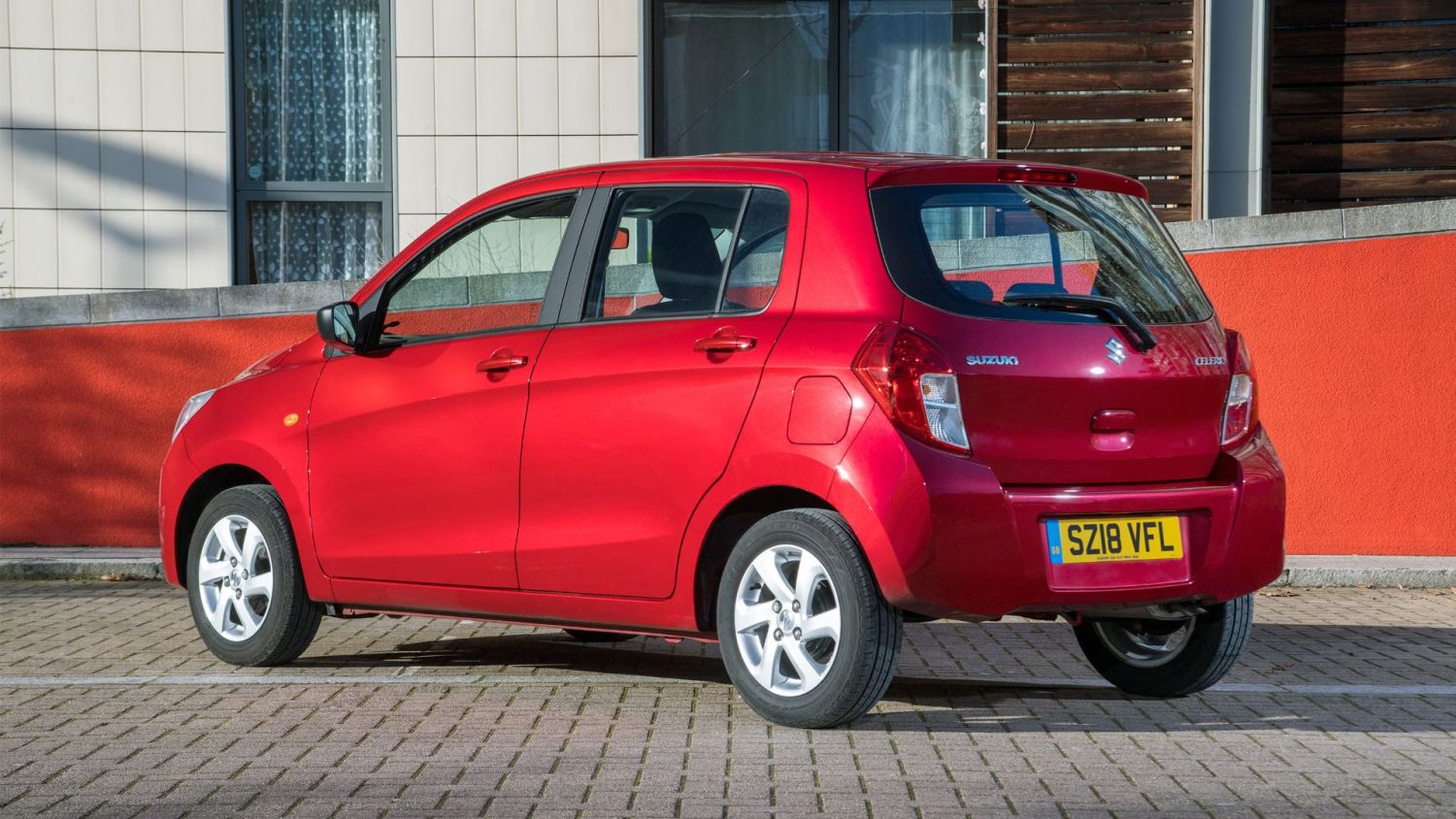 Suzuki Celerio off sale in the UK
