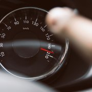Speeding drivers are more likely to crash
