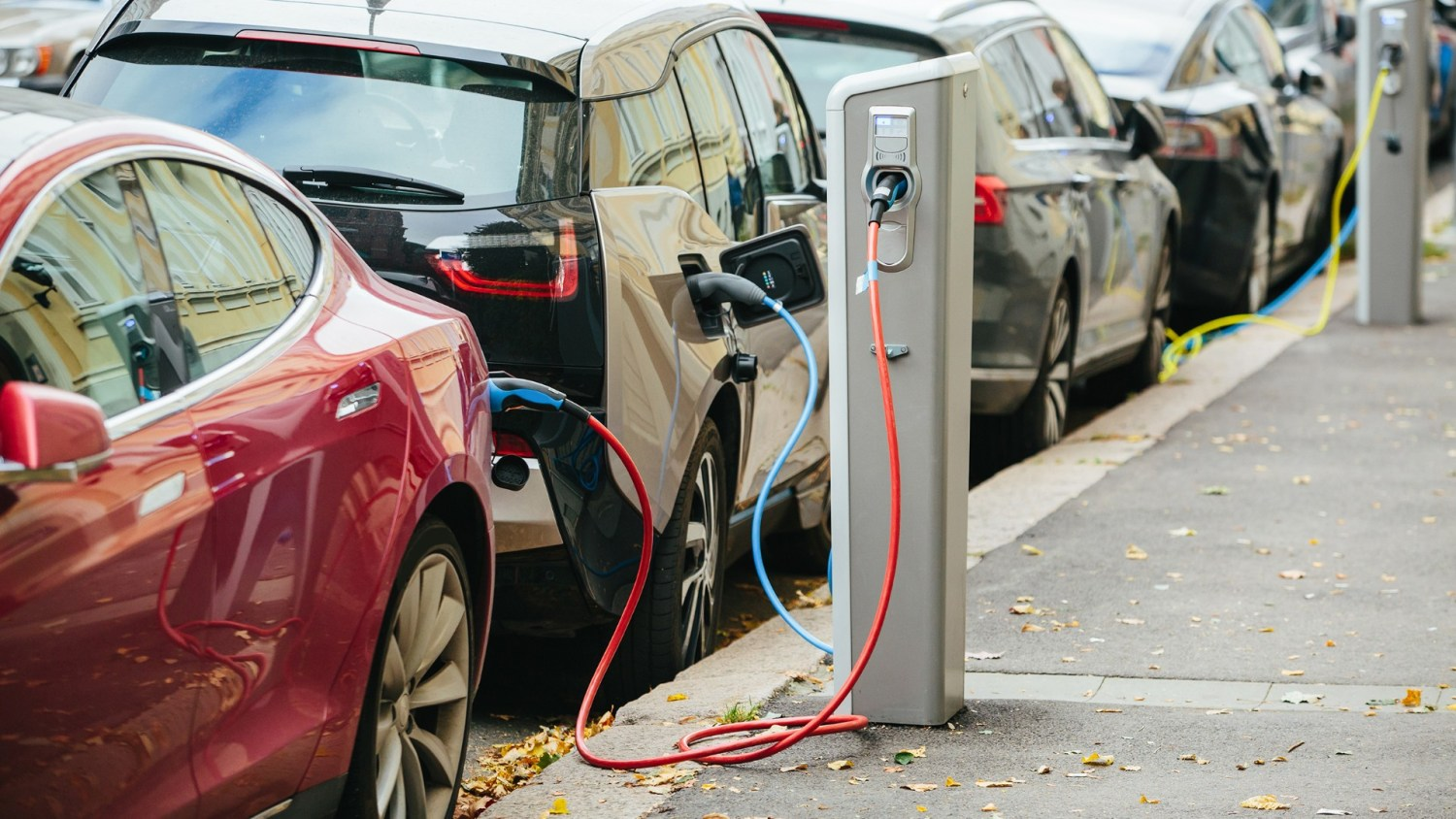 Government investment in street charging doubles