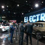 Frankfurt Motor Show 2020 going green