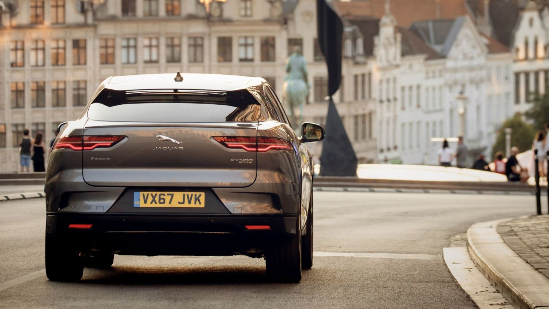 Electric car values