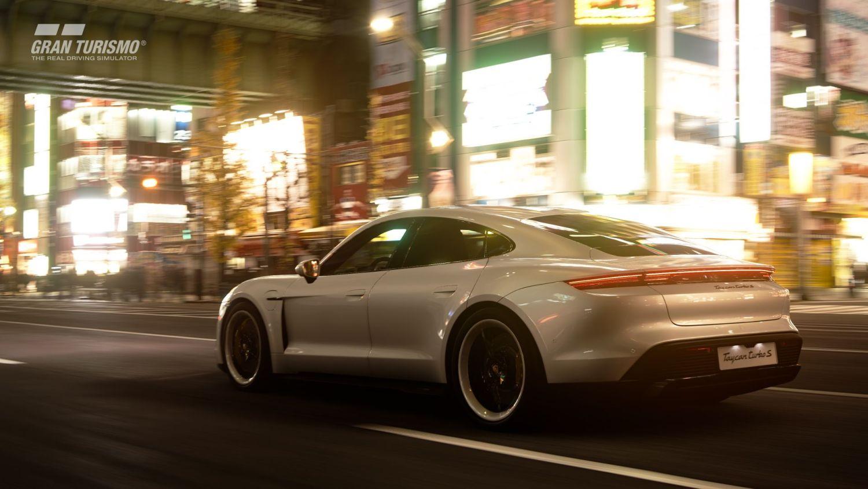 Porsche Gran Turismo Sport