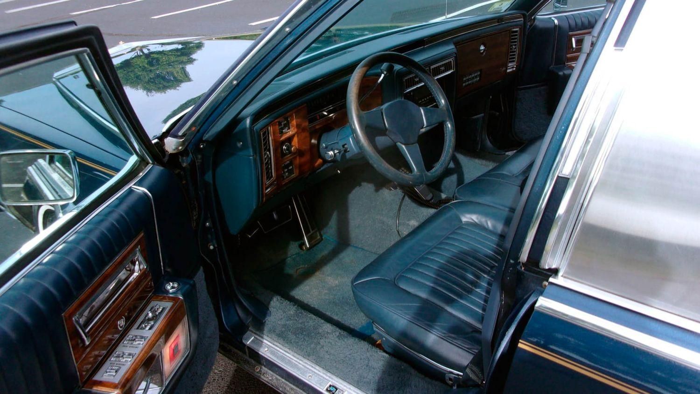 1989 Cadillac Trump Edition