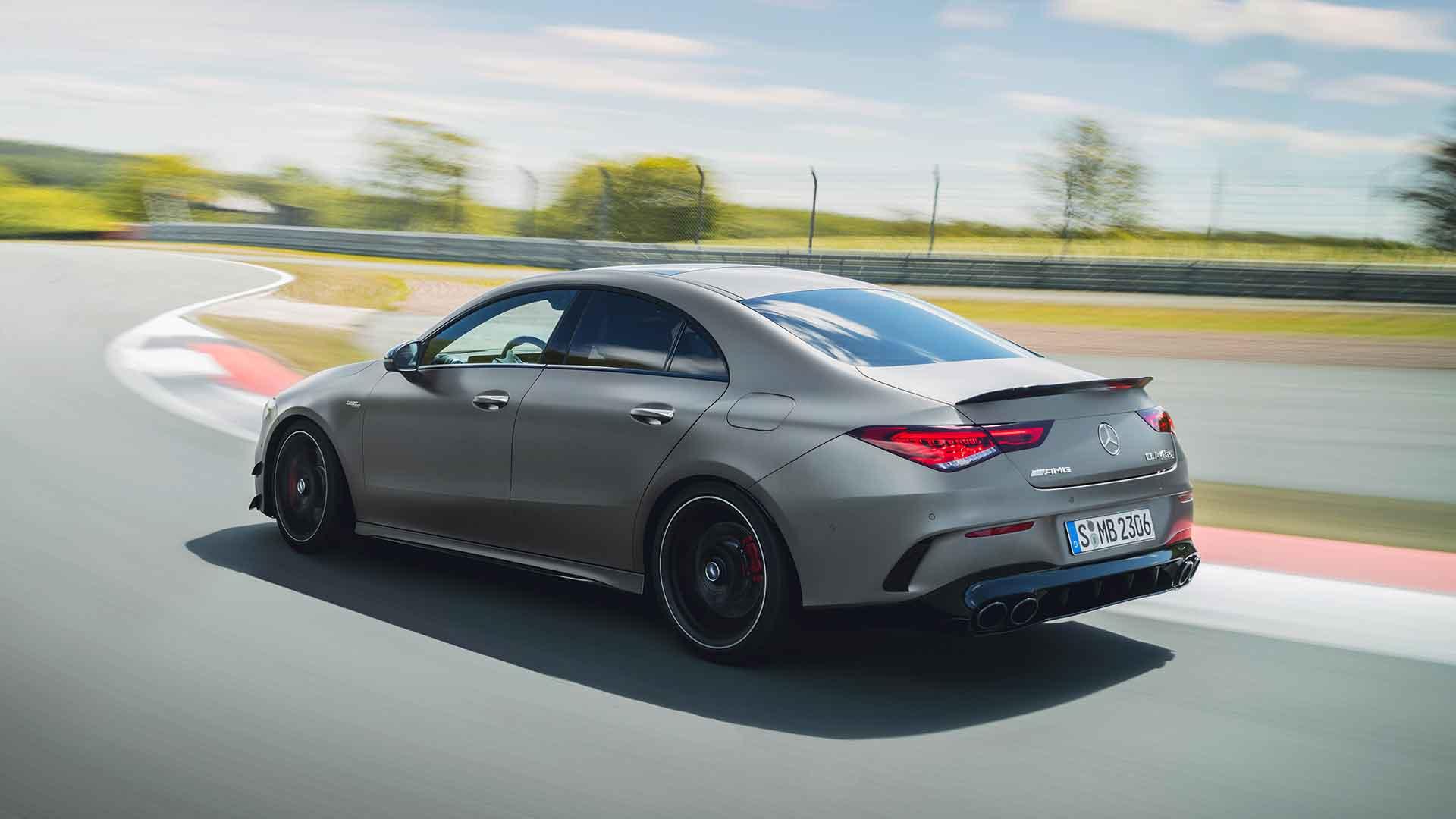 Mercedes-AMG CLA