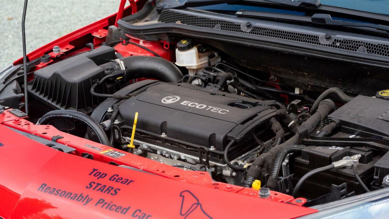 Top Gear reasonably priced car