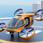 Hyundai recruits boss of flying cars