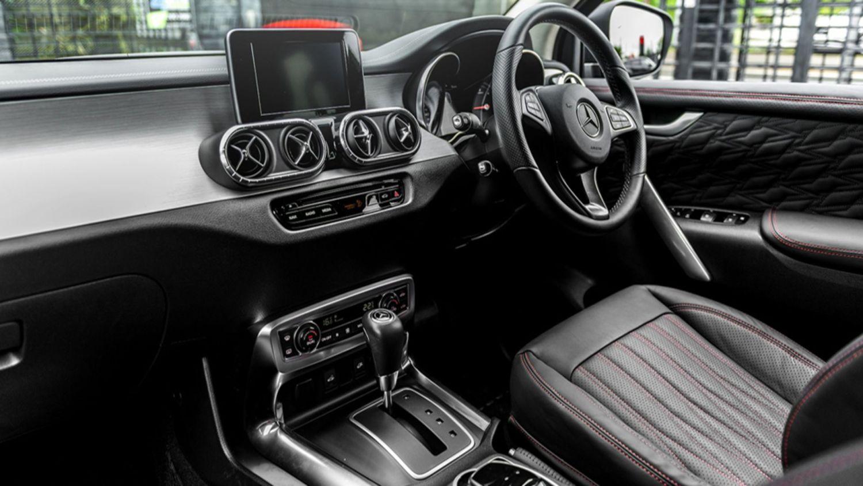 Kahn Mercedes X-Class