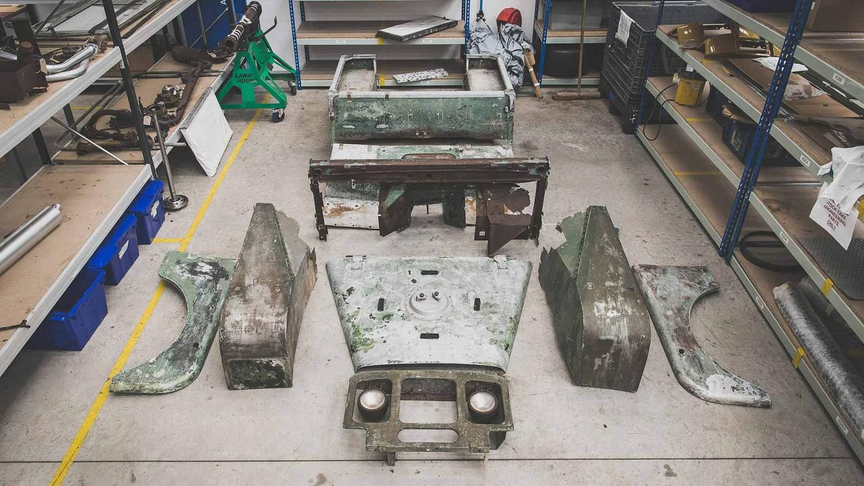 Series 1 1948 restoration