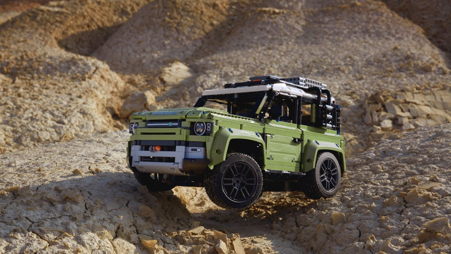 Lego Land Rover Defender