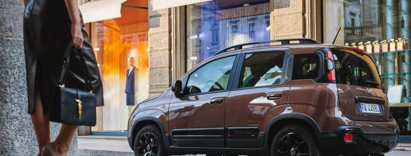 New Fiat Panda Trusardi
