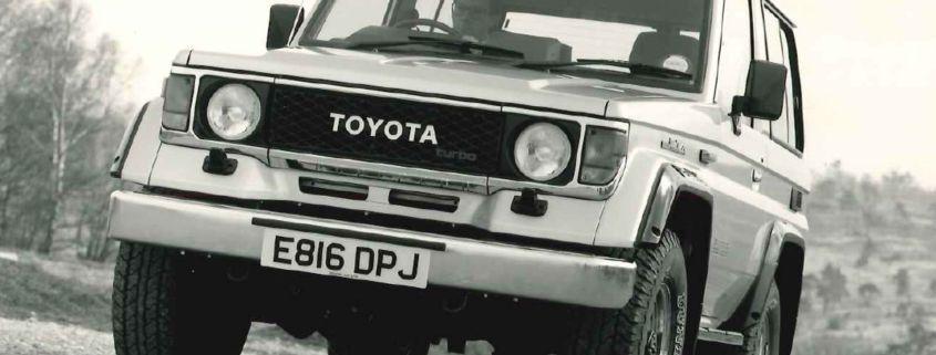 Toyota Land Cruiser 10 million sales