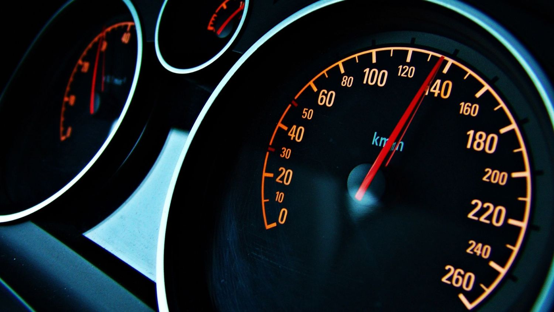 UK drivers' speeding habits revealed