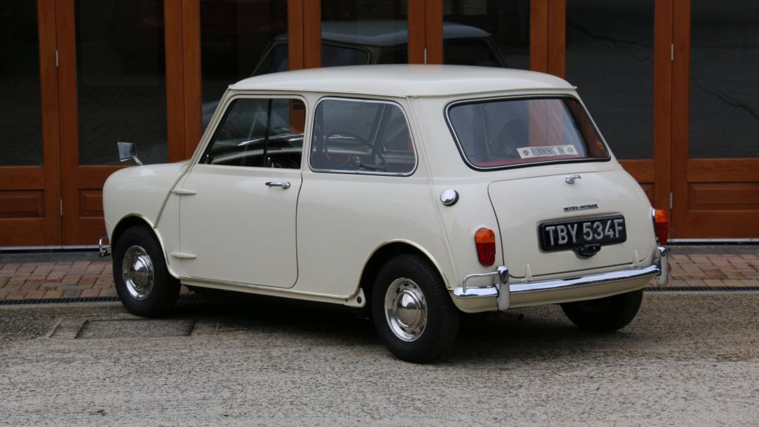 The world's most original Mini is for sale