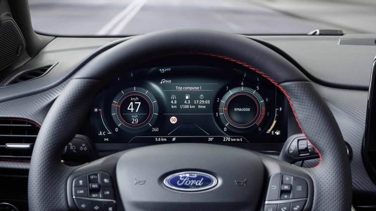 2019 Ford Puma ST-Line