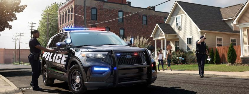 Chicago picks hybrid 2020 Ford Interceptor Utility